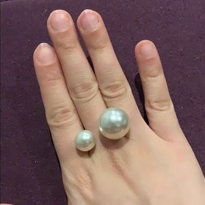 Jewelry - Pearls ring